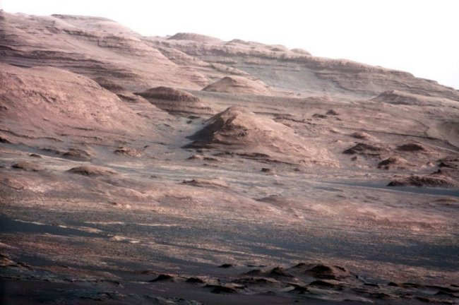 гора Шарп (Mount Sharp)